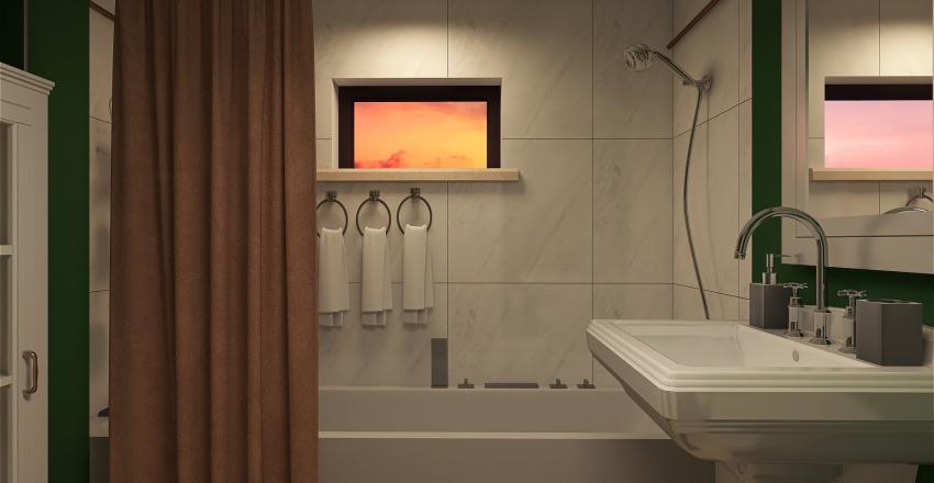 Bathroom Redesign Interior Design Render