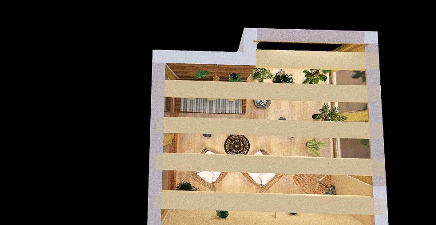 Copy of patio design Interior Design Render