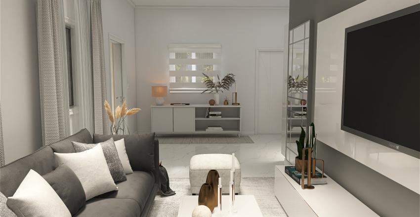 CASA DA ADRIA Interior Design Render
