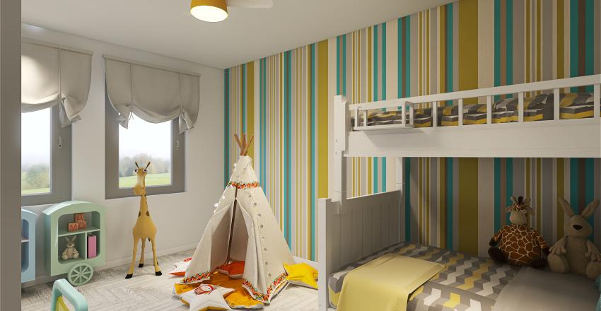 Littel -one Interior Design Render