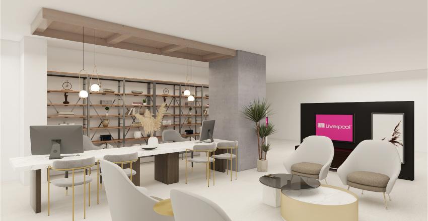 Copy of MESA DE REGALOS Interior Design Render