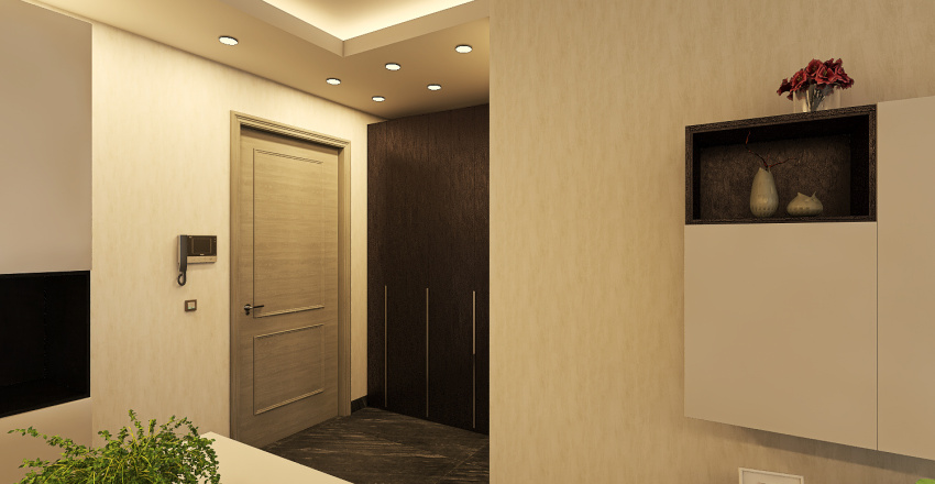 app. n° 3 ed. C Interior Design Render