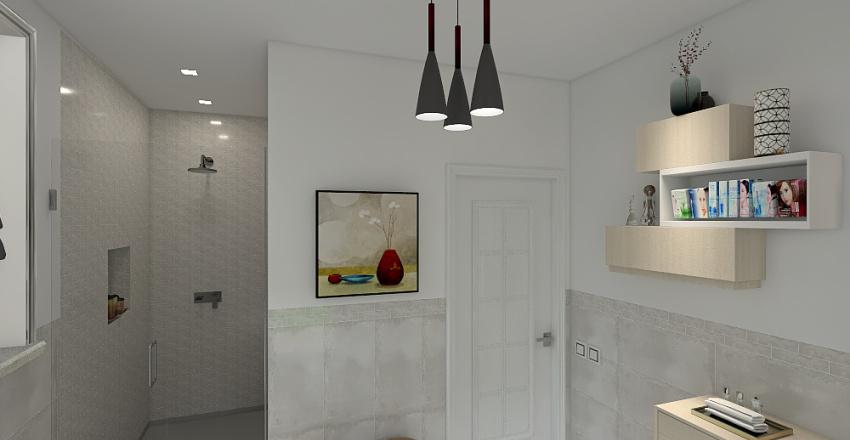 MODIFICA SALOTTO Interior Design Render