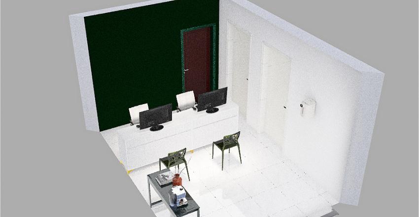 XINGU CARGO BELÉM Interior Design Render