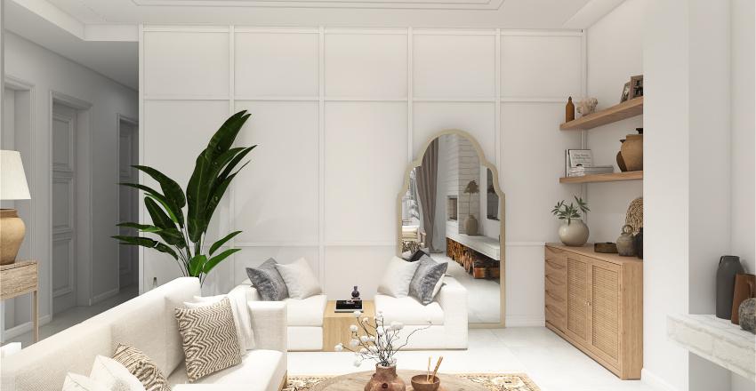 sohrevardi Interior Design Render