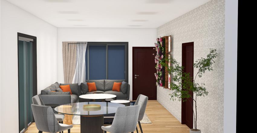 COMEDOR Interior Design Render