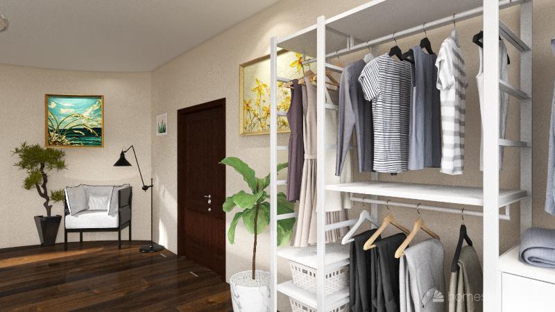 Design Challenge Interior Design Render
