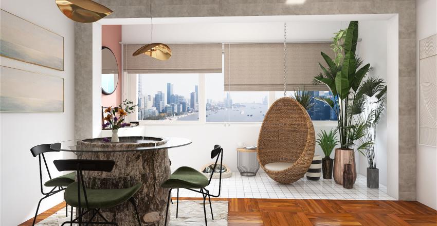 Gabriella Interior Design Render