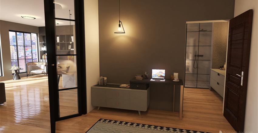 lang Interior Design Render