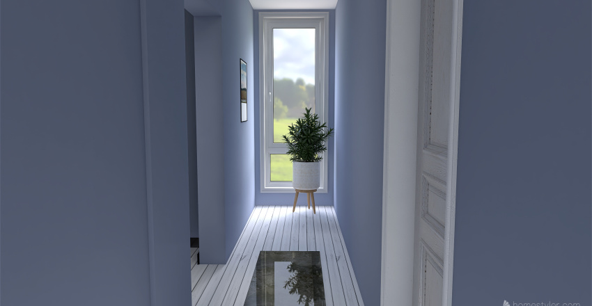 Our first house Interior Design Render