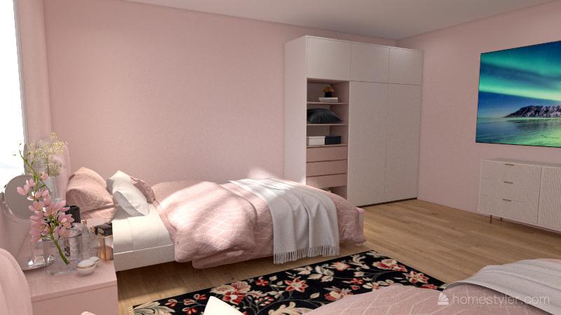 A simple house 2021 Interior Design Render