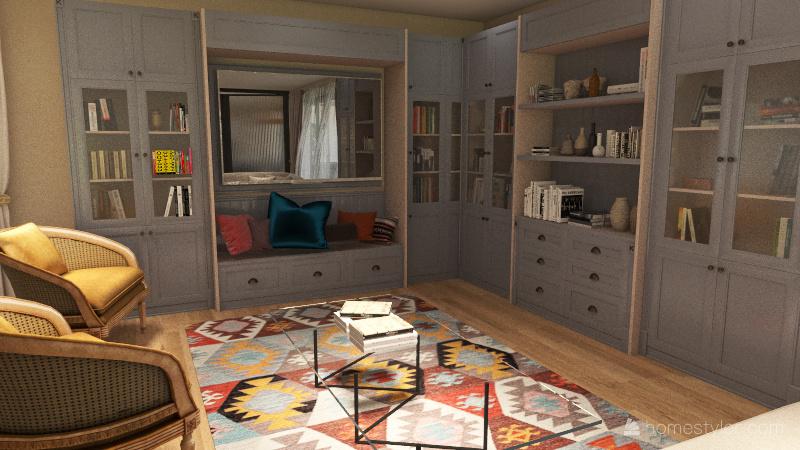 new desing Interior Design Render