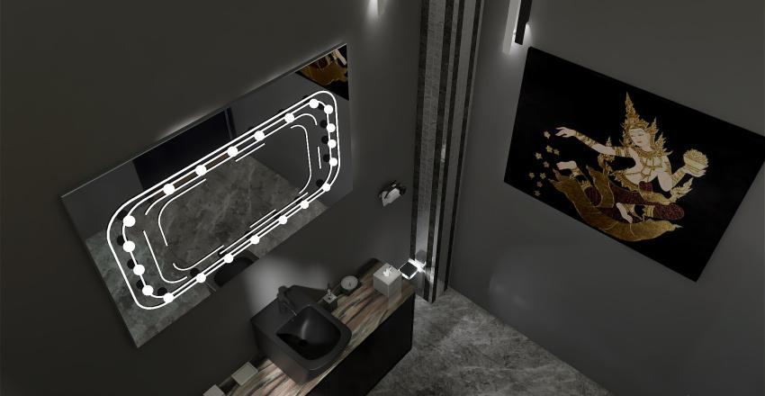 Coffee Time - Coffee Shop Interior Design Render