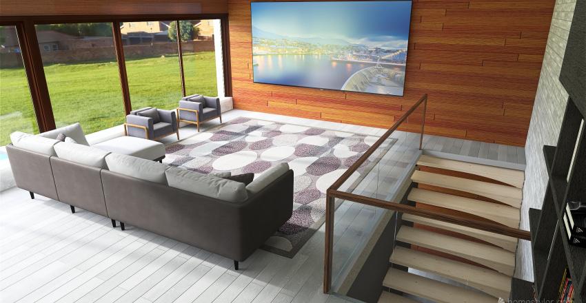 casa modena 2 Interior Design Render