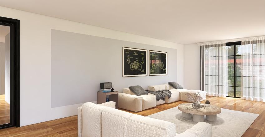 1201 Tower Grove Drive Beverly Hills, California Interior Design Render