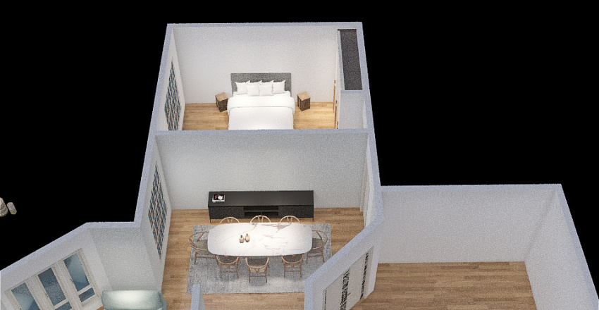 Pointcarré Interior Design Render