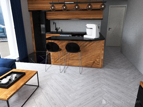 19.05 nowa łazienka Interior Design Render
