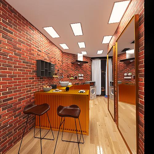 Gmaison Interior Design Render