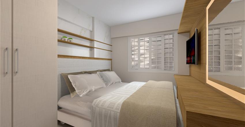 APTO Isabel BY @VISTADAVARANDA Interior Design Render