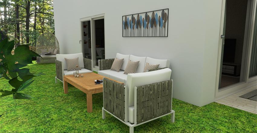 outside area Interior Design Render