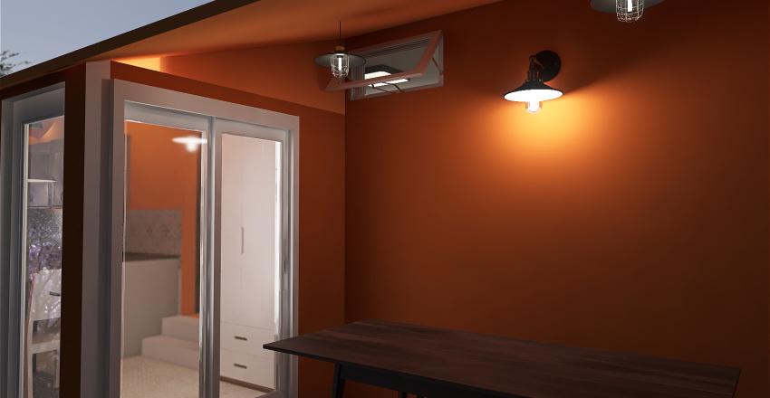 Széplak új 2a Interior Design Render