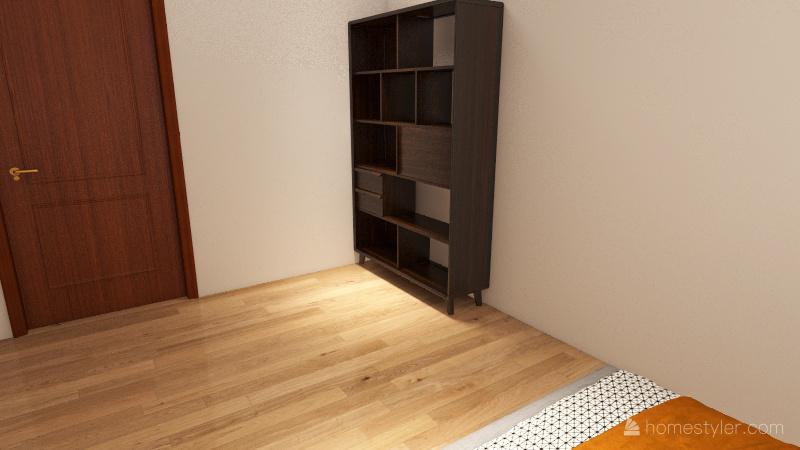 Deluxe aprt Interior Design Render