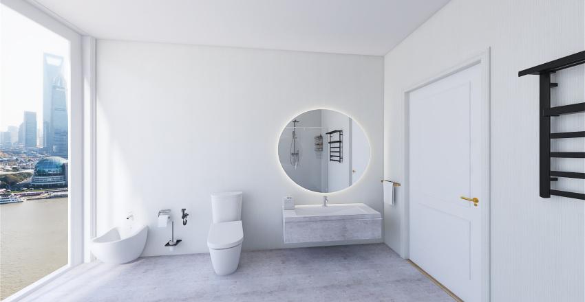 sweetness Interior Design Render