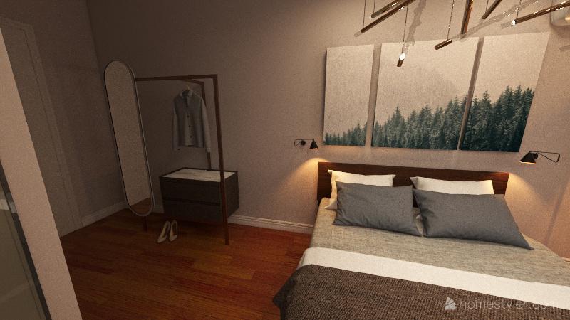 Copy 3 of Mary e Fabrizio Interior Design Render