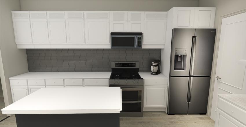 Rene Kitchen Interior Design Render