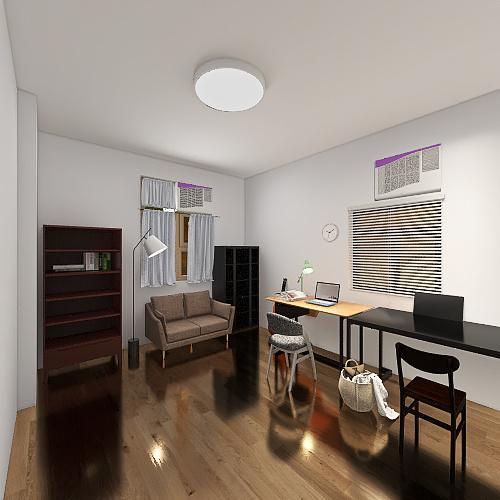 Mingde road 2.0 Interior Design Render