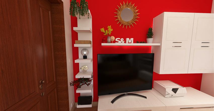 Our Little House Interior Design Render