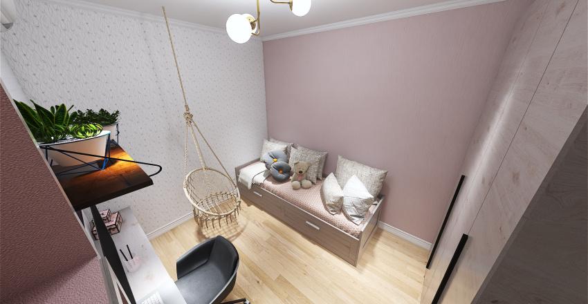 Casa com Piscina - OFICIAL Interior Design Render