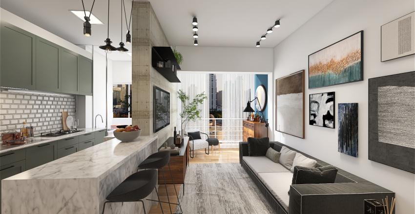Marcelo Interior Design Render