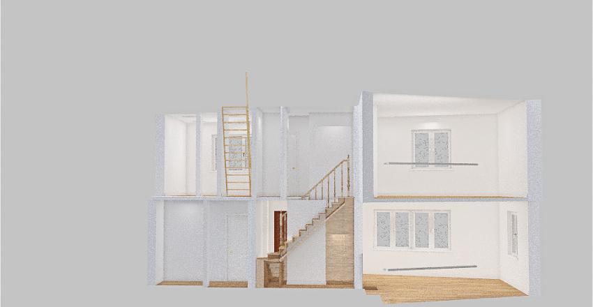 De Rosa nursery Interior Design Render
