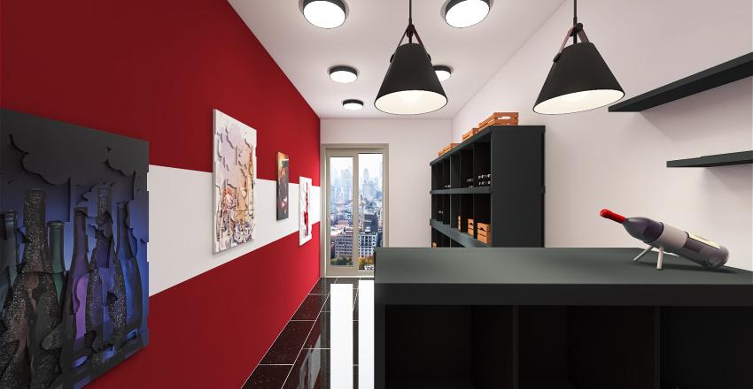 Gaetano Corrado Interior Design Render