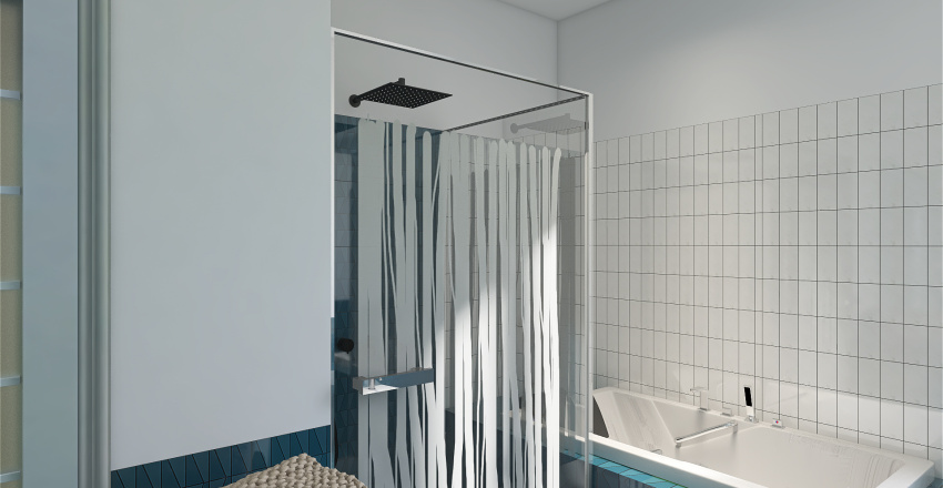 Experiment 01 Interior Design Render