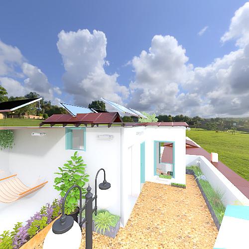 casa v3 Interior Design Render