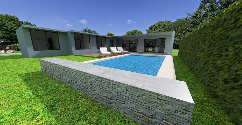 Casa 2 plantas. Ultima y definitiva Interior Design Render