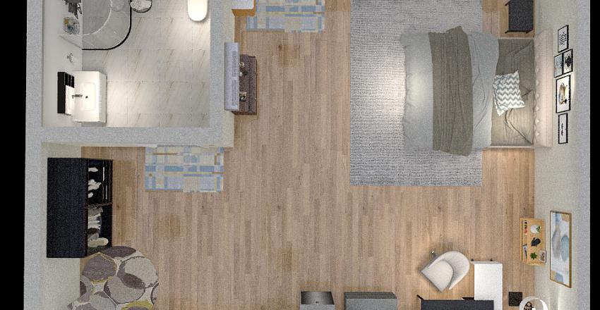 Heng's room | CFB_C Interior Design Render