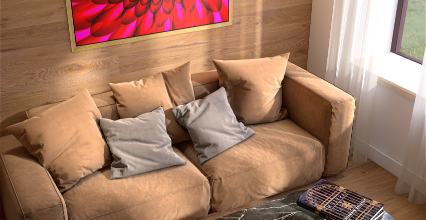 Copy of Квартира М01 Interior Design Render