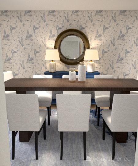 Cole Ashboro Home Interior Design Render