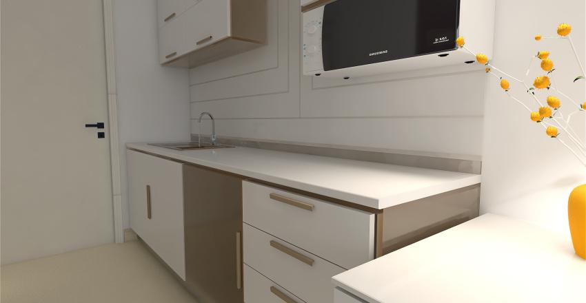 Cote d azur Interior Design Render