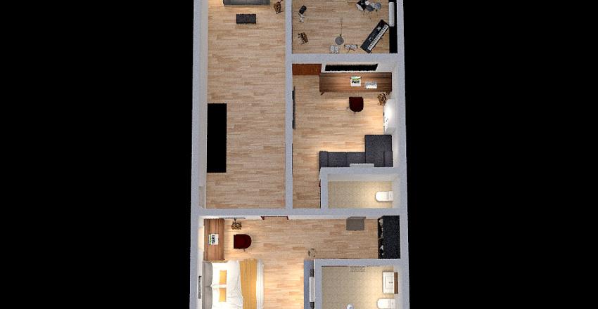 Copy of The Beginner Guide Design 01 Interior Design Render