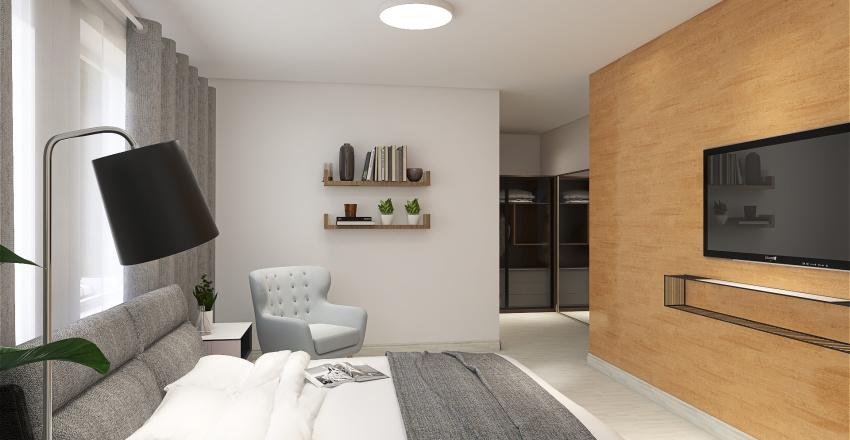 sala casa Interior Design Render
