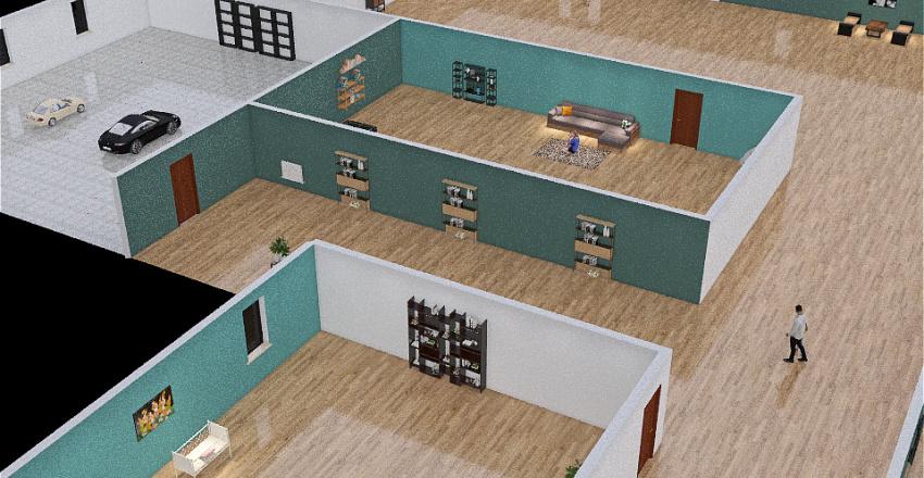 Dream Big Interior Design Render