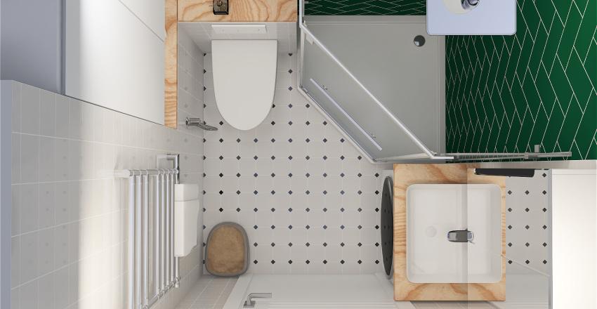 Загородный домик Interior Design Render