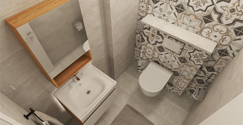 Bara Apartment Interior Design Render
