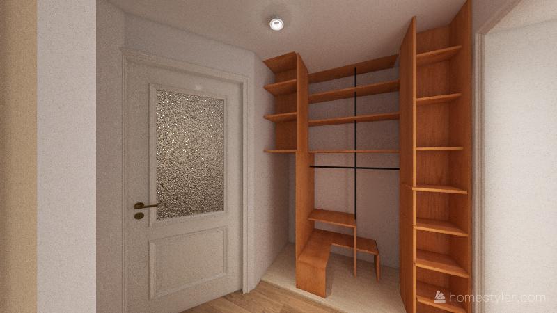 SZAFA3 Interior Design Render