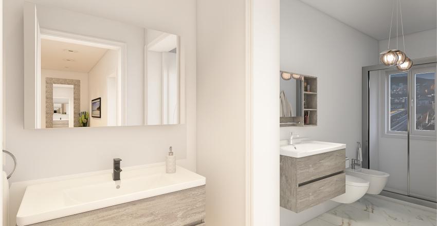 Genova 2 Interior Design Render