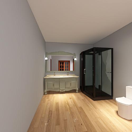Zoey's house Interior Design Render